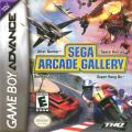 SEGA Arcade Gallery Game Boy Advance Front Cover