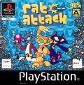 Rat Attack PlayStation Front Cover