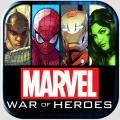 Marvel: War of Heroes Android Front Cover