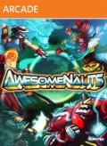 Awesomenauts Xbox 360 Front Cover