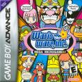 WarioWare, Inc.: Mega Microgame$! Game Boy Advance Front Cover