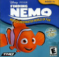 Disney•Pixar Finding Nemo: Nemo's Underwater World of Fun Windows Front Cover cover w/o jewelcase