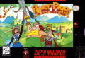 Power Piggs of the Dark Age  SNES Front Cover