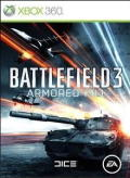 Battlefield 3: Armored Kill Xbox 360 Front Cover