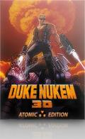 Duke Nukem 3D: Atomic Edition Linux Front Cover