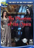 Mystery Legends: The Phantom of the Opera Windows Front Cover