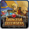 Dungeon Defenders PlayStation 3 Front Cover