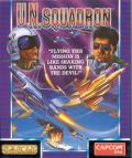 U.N. Squadron Atari ST Front Cover