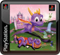 Spyro the Dragon PlayStation 3 Front Cover
