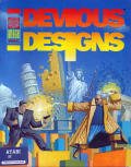 Devious Designs Atari ST Front Cover
