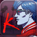Kavinsky iPad Front Cover
