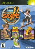 Disney's Extreme Skate Adventure Xbox Front Cover