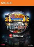 Pinball Arcade Table Pack 1: Medieval Madness and The Machine: Bride of Pin*Bot Xbox 360 Front Cover