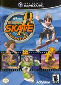 Disney's Extreme Skate Adventure GameCube Front Cover