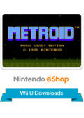 Metroid Wii U Front Cover