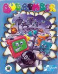 Bug Bomber Amiga Front Cover