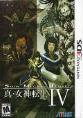 Shin Megami Tensei IV (Limited Edition) Nintendo 3DS Front Cover