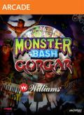 Pinball Arcade Table Pack 3: Gorgar and Monster Bash Xbox 360 Front Cover