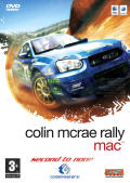 Colin McRae Rally 2005 Macintosh Front Cover