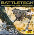 BattleTech: The Crescent Hawk's Inception Amiga Front Cover