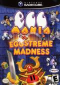 Egg Mania GameCube Front Cover