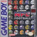NFL Football Game Boy Front Cover