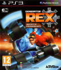 Generator Rex: Agent of Providence PlayStation 3 Front Cover