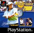 All Star Tennis 2000 PlayStation Front Cover