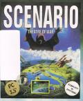 Scenario: Theatre of War DOS Front Cover