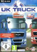 UK Truck Simulator Windows Front Cover