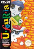 Ufouria: The Saga NES Front Cover