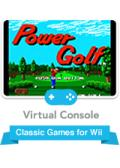 Power Golf Wii Front Cover