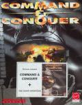 Command & Conquer + The Covert Operations DOS Front Cover