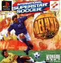 International Superstar Soccer Deluxe PlayStation Front Cover