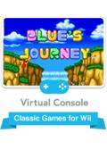 Blue's Journey Wii Front Cover