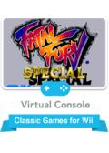 Fatal Fury Special Wii Front Cover