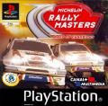Michelin Rally Masters: Race of Champions PlayStation Front Cover