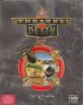 Theatre of Death Amiga Front Cover