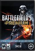Battlefield 3: Premium Windows Front Cover