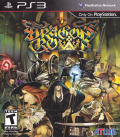 Dragon's Crown PlayStation 3 Front Cover