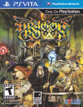 Dragon's Crown PS Vita Front Cover