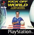 Kick Off World PlayStation Front Cover