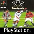 UEFA Challenge PlayStation Front Cover