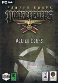 Panzer Corps: Allied Corps Windows Front Cover