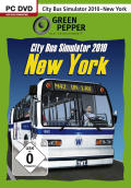 City Bus Simulator 2010: New York Windows Front Cover
