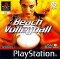 Power Spike Pro Beach Volleyball PlayStation Front Cover