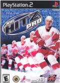 NHL Hitz Pro PlayStation 2 Front Cover
