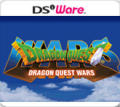 Dragon Quest Wars Nintendo DSi Front Cover