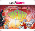 Dragon's Lair II: Time Warp Nintendo DSi Front Cover