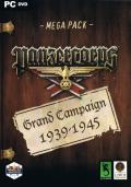 Panzer Corps: Grand Campaign 1939-1945 Mega Pack Windows Front Cover